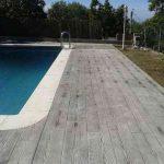¿Por qué es una buena opción añadir hormigón impreso alrededor de tu piscina? 7