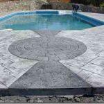 ¿Por qué es una buena opción añadir hormigón impreso alrededor de tu piscina? 5