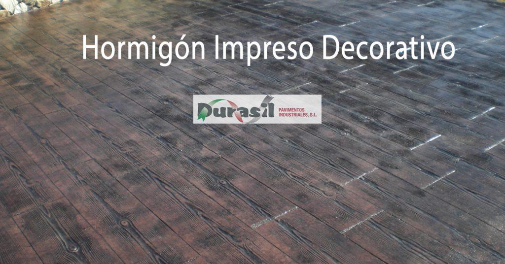 Hormigón Impreso Barato Madrid 1